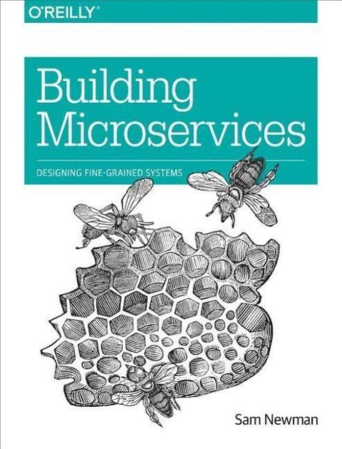 Building Microservices als Buch von Sam Newmann
