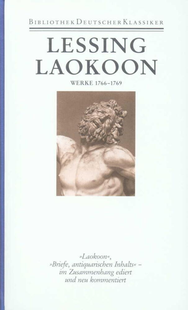 Werke 1766 - 1769 als Buch von Gotthold Ephraim Lessing