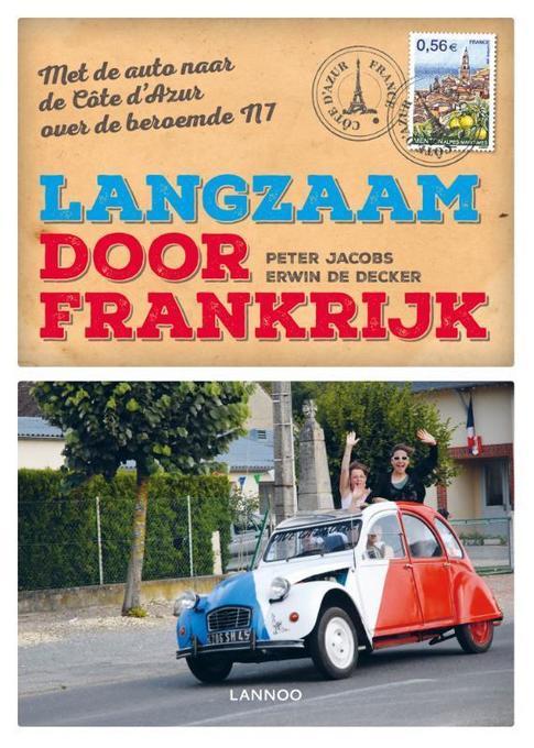 Langzaam door Frankrijk als Taschenbuch von Pet...