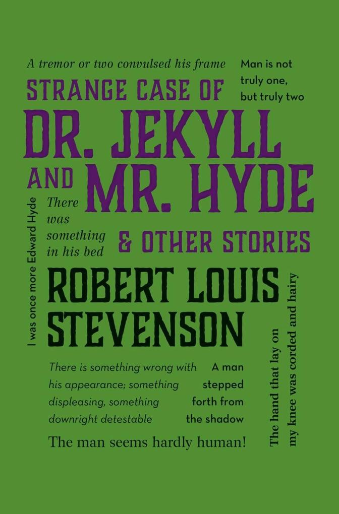 The Strange Case of Dr. Jekyll and Mr. Hyde & Other Stories als eBook von Robert Louis Stevenson