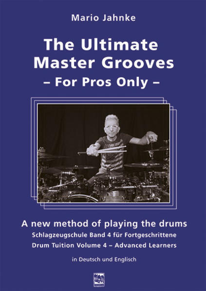 The Ultimate Master Grooves. For Pros Only als Buch von Mario Jahnke