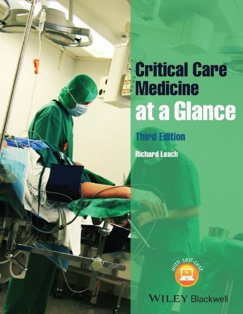 Critical Care Medicine at a Glance als Buch von Richard Leach