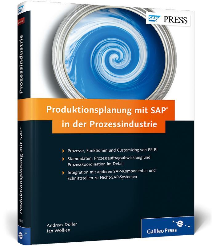 Produktionsplanung mit SAP in der Prozessindust...