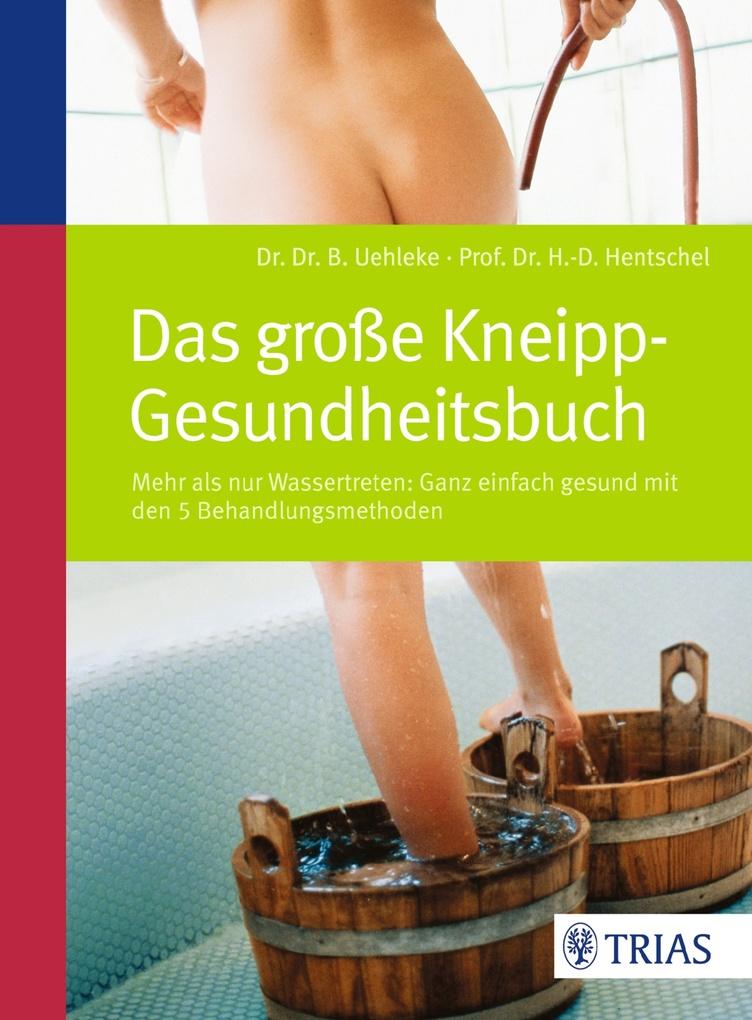 Das große Kneipp-Gesundheitsbuch als eBook von Bernhard Uehleke, Hans-Dieter Hentschel