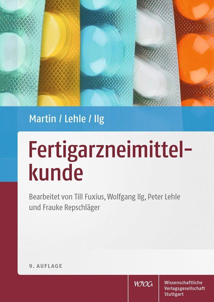 Fertigarzneimittelkunde als Buch von