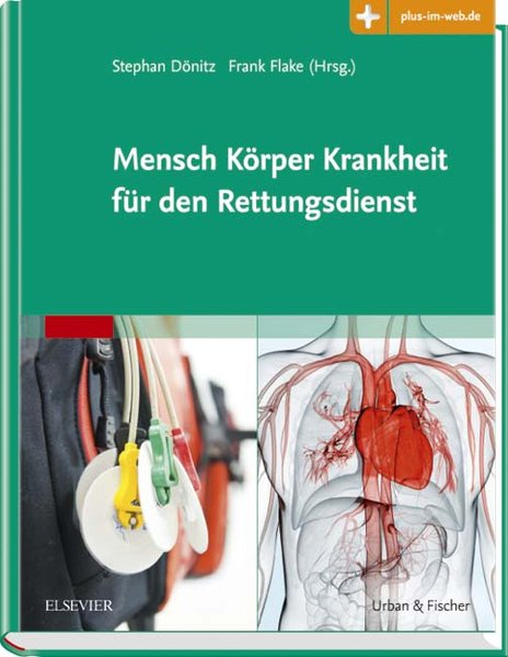 Mensch Körper Krankheit für den Rettungsdienst als Buch von