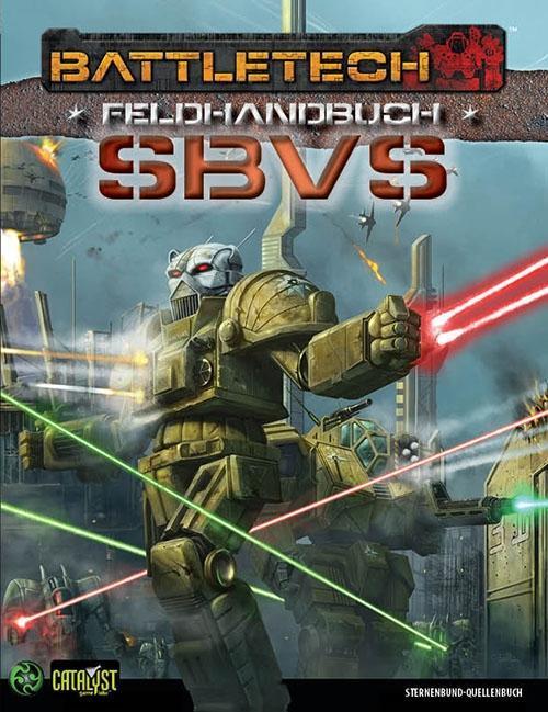 Feldhandbuch: SBVS als Buch von
