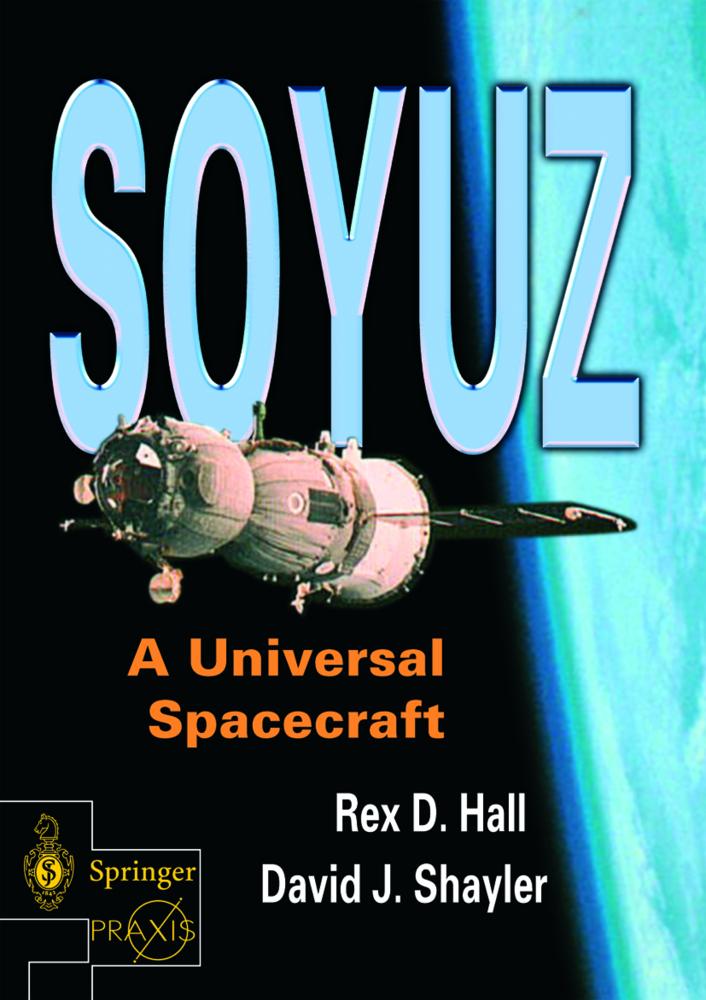 Soyuz als Buch von Rex Hall, David Shayler
