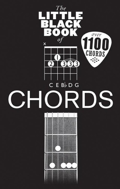 The Little Black Book of Chords als Taschenbuch von