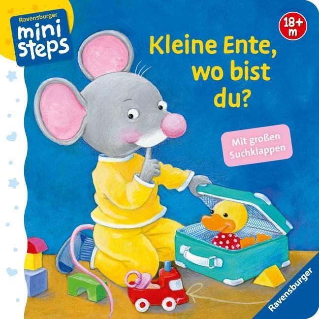 Kleine Ente, wo bist du? als Buch von Doris Rübel