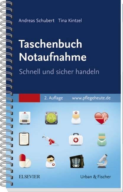 Taschenbuch Notaufnahme als Buch von Andreas Schubert, Tina Kintzel