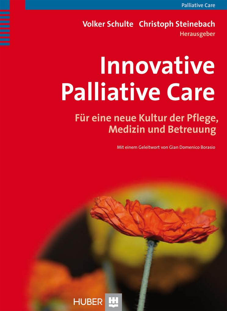 Innovative Palliative Care als eBook von Volker...