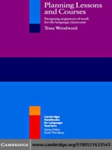 Planning Lessons and Courses als eBook von Tess...