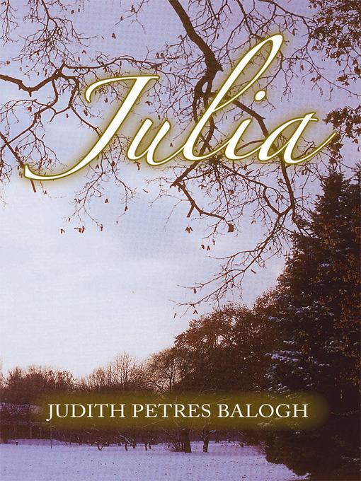 Julia als eBook von Judith Petres Balogh