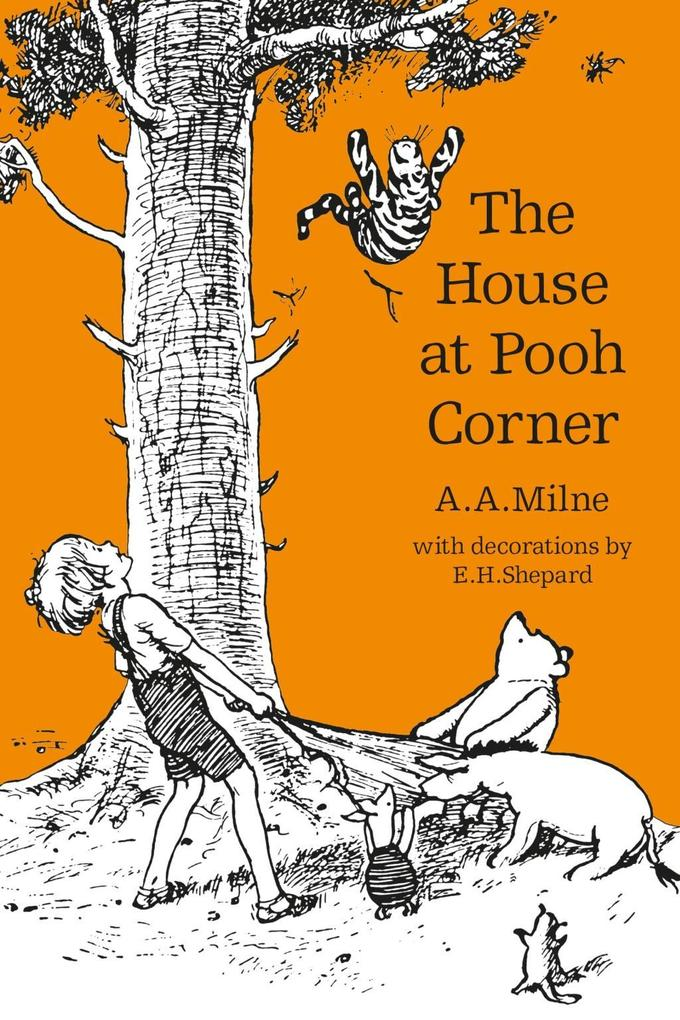The House at Pooh Corner als eBook von A. A. Milne