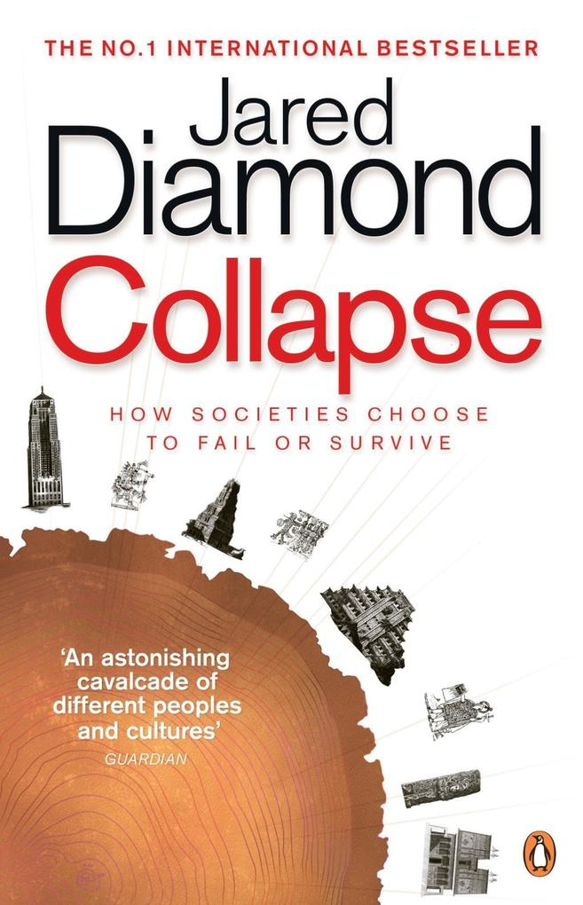 Collapse als eBook von Jared Diamond
