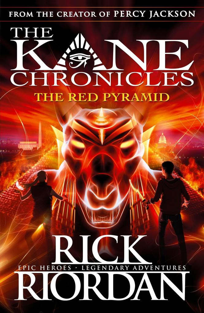 The Red Pyramid (The Kane Chronicles Book 1) als eBook von Rick Riordan