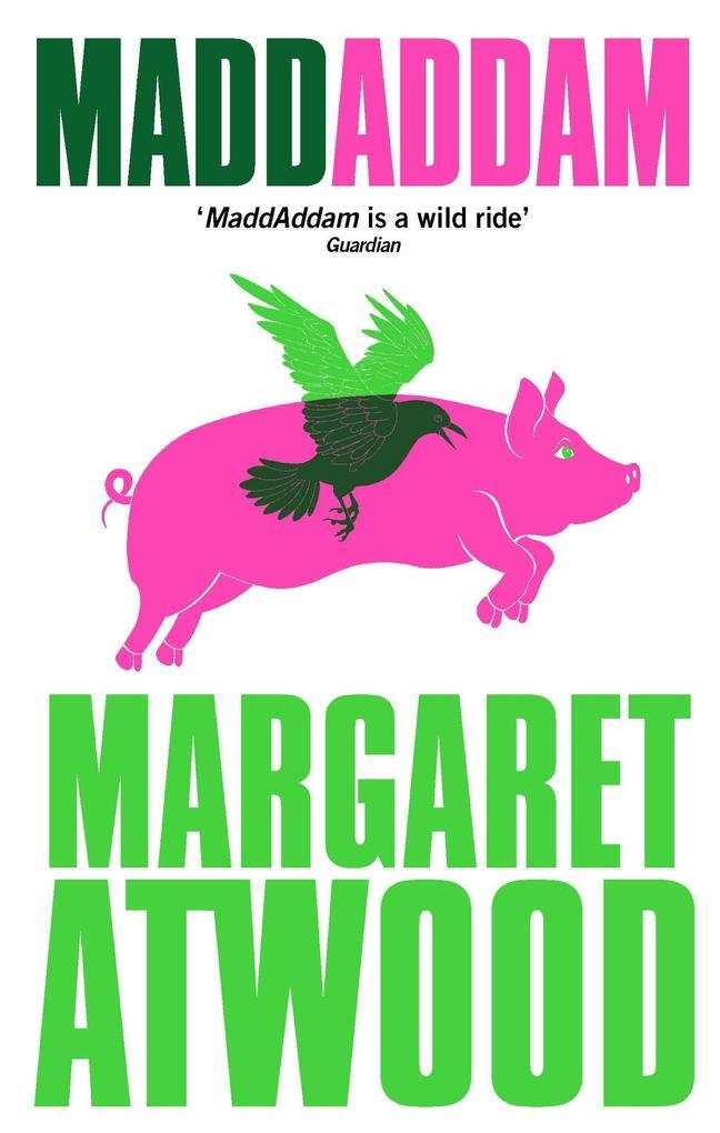 MaddAddam als eBook von Margaret Atwood