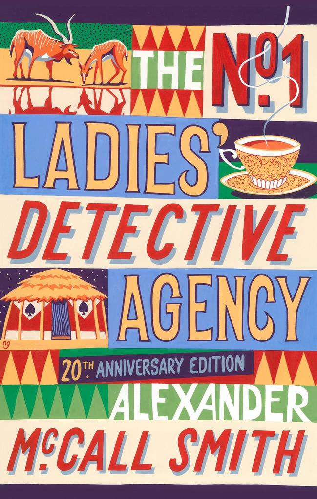 The No. 1 Ladies' Detective Agency als eBook von Alexander Mccall Smith