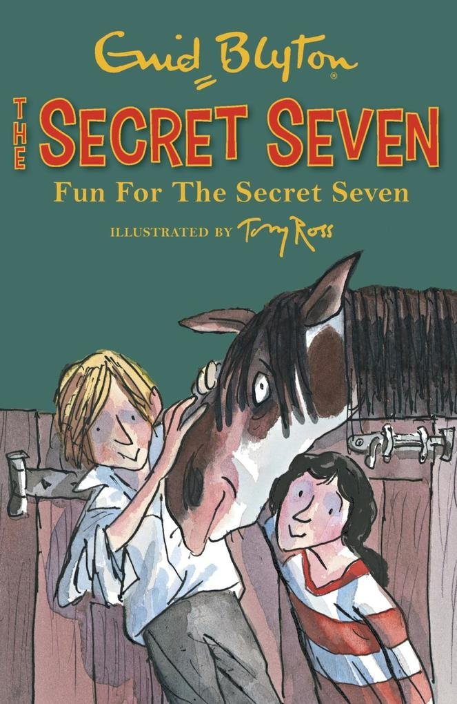 Secret Seven: Fun For The Secret Seven als eBook von Enid Blyton