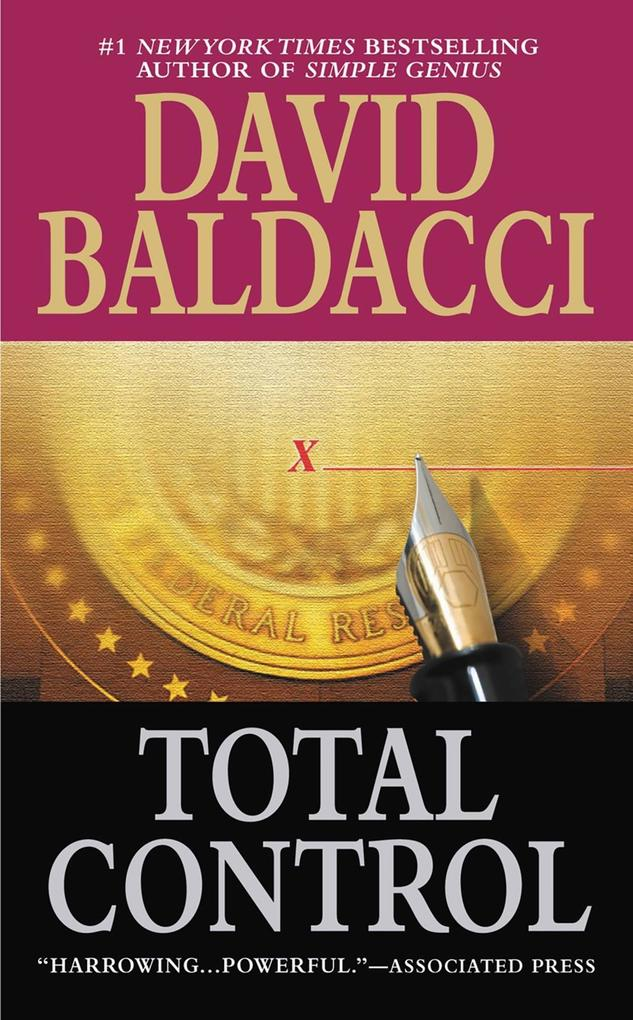 Total Control als eBook von David Baldacci