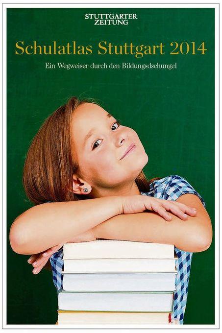 Schulatlas Stuttgart 2014 als eBook von N. N
