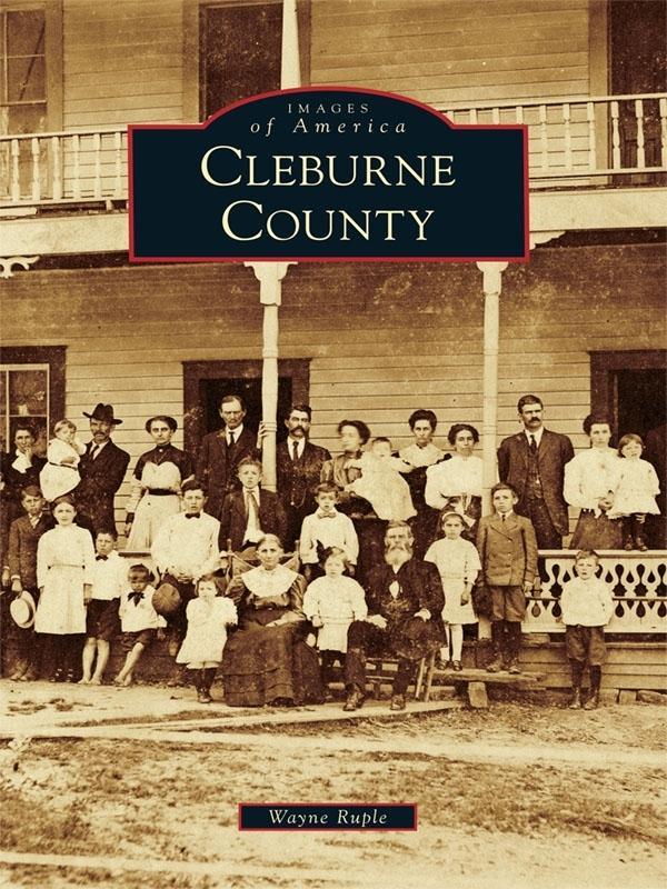 Cleburne County als eBook von Wayne Ruple