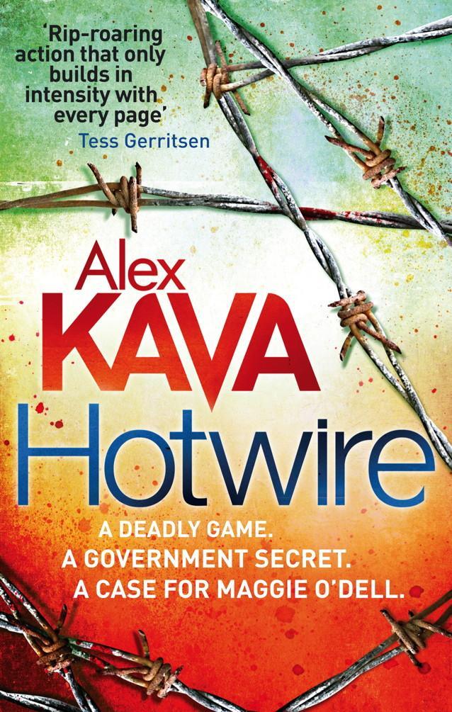 Hotwire als eBook von Alex Kava