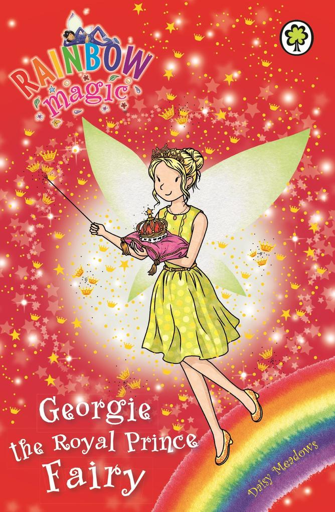 Rainbow Magic: Georgie the Royal Prince Fairy a...