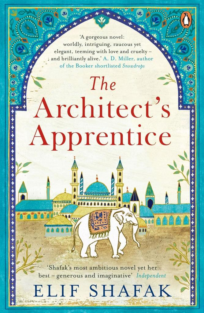 The Architect's Apprentice als eBook von Elif Shafak