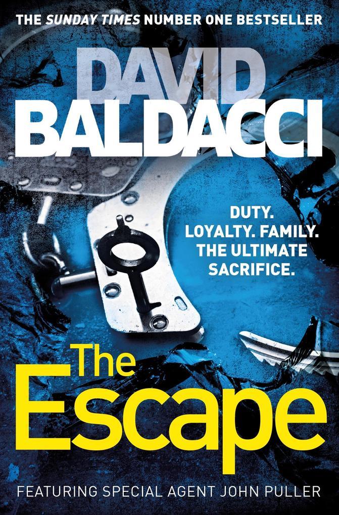 The Escape als eBook von David Baldacci