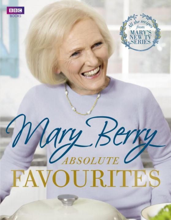 Mary Berry's Absolute Favourites als Buch von Mary Berry