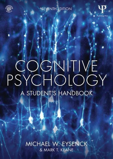 Cognitive Psychology als Buch von Michael W. Eysenck, Mark T. Keane
