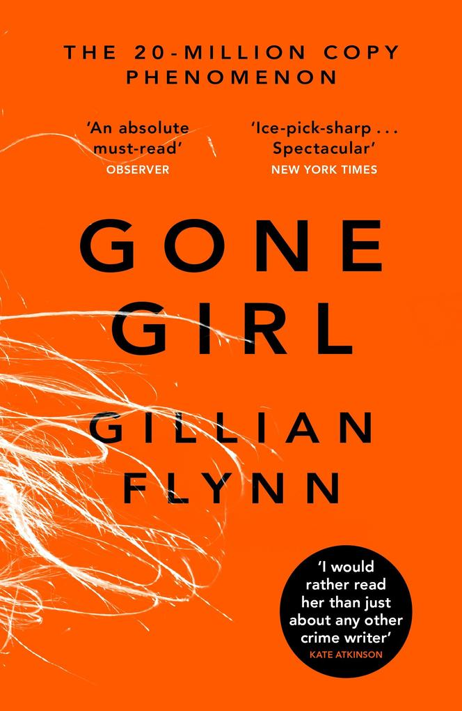 Gone Girl als eBook von Gillian Flynn