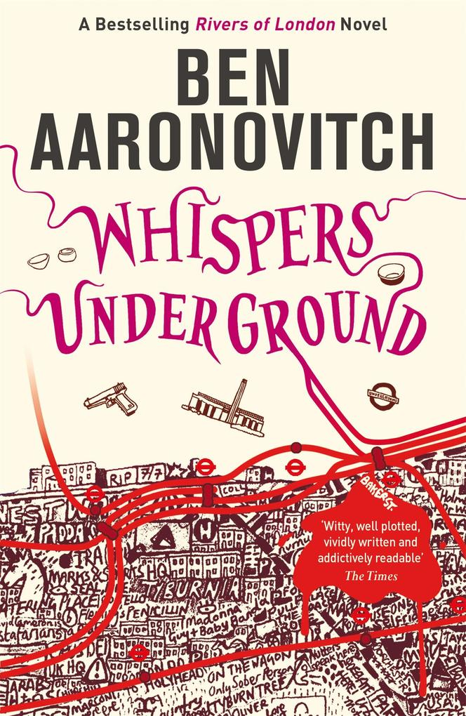 Whispers Under Ground als eBook von Ben Aaronovitch
