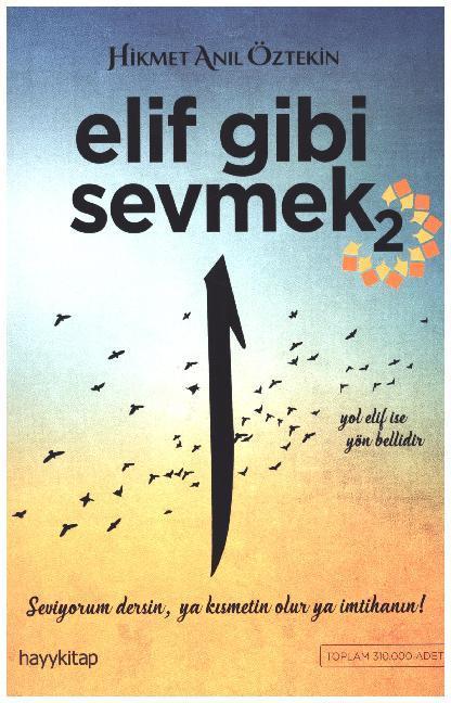 Elif Gibi Sevmek 2 als Taschenbuch von Hikmet Anil Öztekin