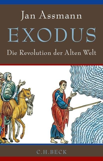 Exodus als Buch von Jan Assmann
