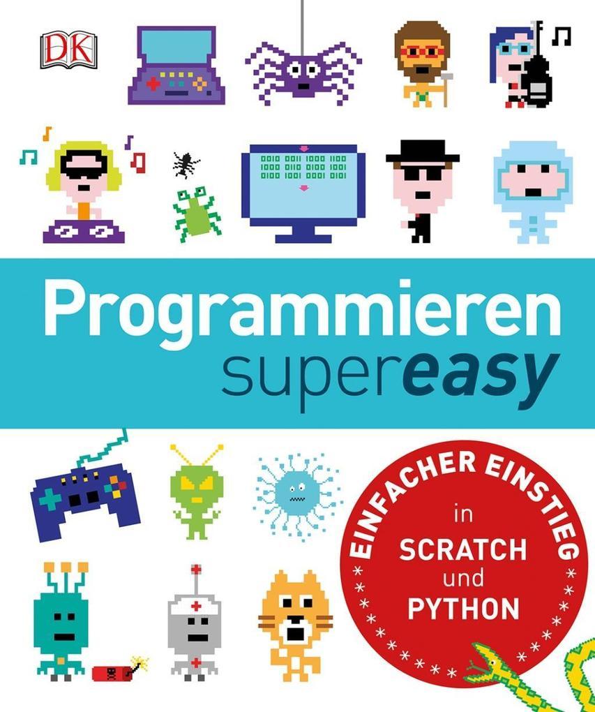 Programmieren supereasy als Buch von