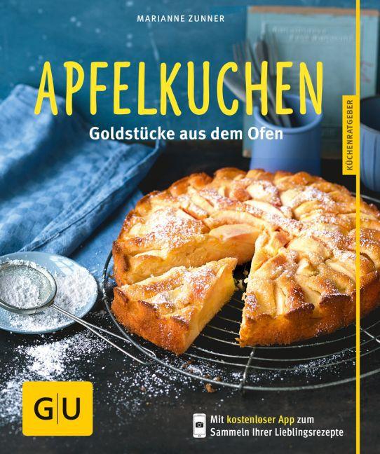 Apfelkuchen als Buch von Marianne Zunner