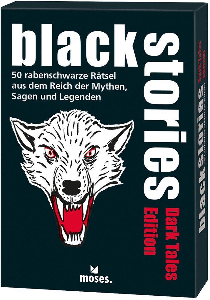 black stories Dark Tales Edition als Buch von Jens Schumacher, Corinna Harder