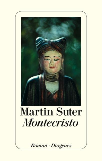 Montecristo als Buch von Martin Suter