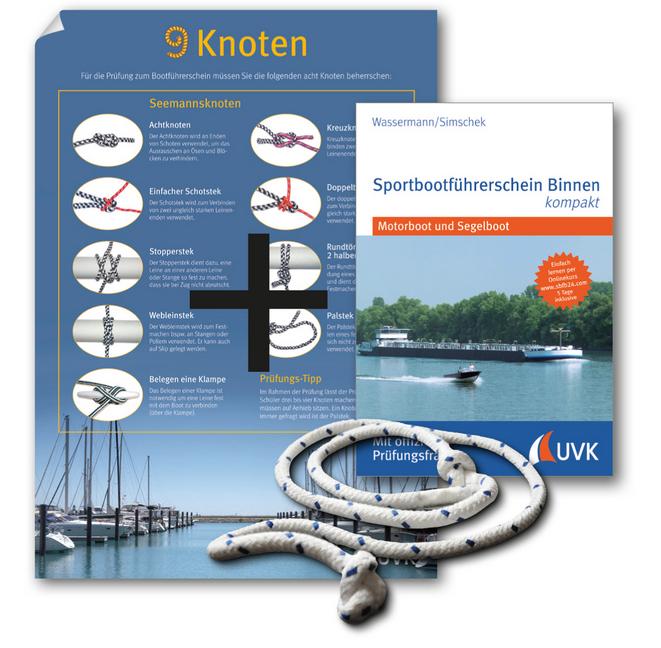Leinen los-Paket: Sportbootführerschein Binnen ...