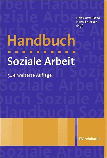 Handbuch Soziale Arbeit als Buch von