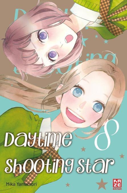 Daytime Shooting Star 08 als Taschenbuch von Mika Yamamori