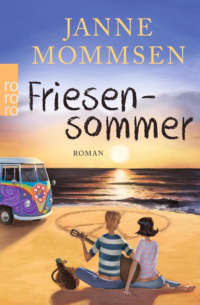 Friesensommer als Taschenbuch von Janne Mommsen