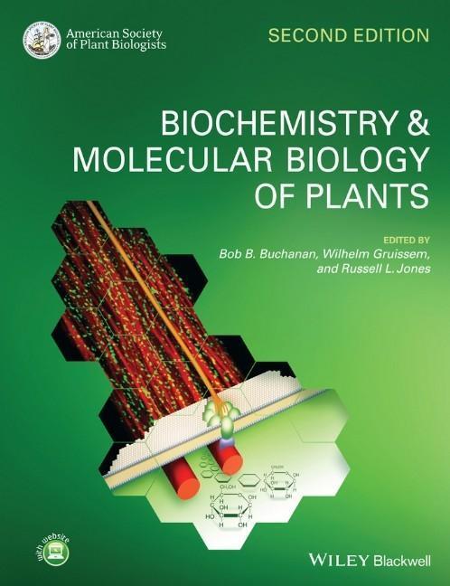 Biochemistry and Molecular Biology of Plants als Buch von