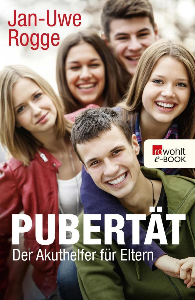 Pubertät als eBook von Jan-Uwe Rogge