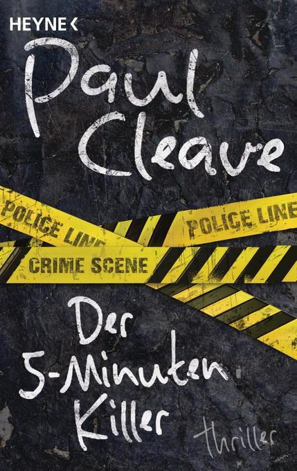 Der Fünf-Minuten-Killer als Taschenbuch von Paul Cleave