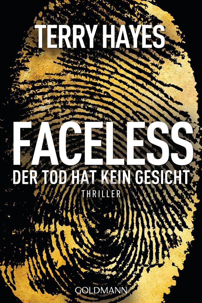 Faceless als Taschenbuch von Terry Hayes