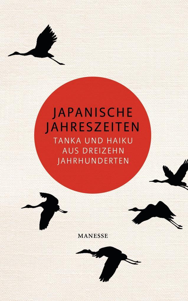Japanische Jahreszeiten als Buch von Gerolf Coudenhove